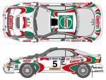 1-24-Castrol-Celica-1993-Safari-Decal-Set-for-Tamiya