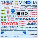 1-24-Minolta-87C-1987-LM-Test-Car-Decal-Set-for-Hasegawa