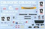 1-24-Calsonic-Primera-1994-Decal-Set-for-Tamiya