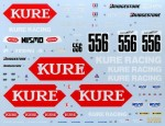 1-24-Kure-GT-R-R33-1996-Decal-Set-for-Tamiya
