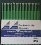 Steticky-Microbrush-stredni-25-ks-MICRO-BRUSH-APPLICATORS-REGULAR