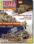 RARE-STEEL-MASTERS-HS-15-ESPAGNE-1936-1939-POSLEDNI-KUS