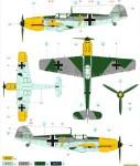 1-72-Dec-Bf-109E-Luftwaffe-over-Finland-6x-camo