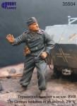 RARE-1-35-The-German-soldier-in-an-ambush-2WW-SALE