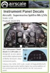 1-24-Supermarine-Spitfire-Mk-I-Mk-Vb-Full-In-strument-Panel