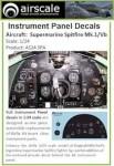 1-24-Supermarine-Spitfire-Mk-I-Mk-Vb-Full-In-strument-Panel