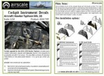1-24-Hawker-Typhoon-Mk-Ib-Instrument-and-Placard-Upgrade-Set-designed-to-be-used-with-Airfix-kits