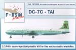 1-144-Douglas-DC-7C-Decals-T-A-I-
