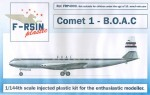 1-144-de-Havilland-Comet-1-Decals-BOAC