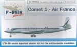 1-144-de-Havilland-Comet-1-Decals-Air-France