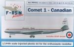 1-144-de-Havilland-Comet-1-Decals-Canadian-Pacific-RCAF