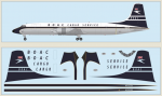 1-144-Canadair-CL-44-BOAC-cargo-service-includes-a-silk-screened-decal