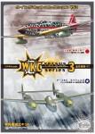 Wing-Kit-Collection-VS-3-Kawasaki-Ki-61-Hien-VS-P-38G-Lightning-1-Box-10pcs
