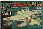 1-72-Full-Action-Vol-1-A6M2-Zero-Model-21-1-Box-5pcs