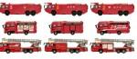 1-150-Working-Vehicles-of-Japan-2-Fire-Engine-Vol-2-1-Box-10pcs