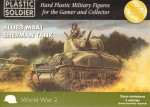 1-120-M4A1-Sherman-Easy-Assembly-plastic-injection