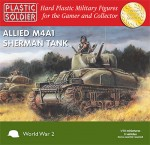 1-72-Sherman-M4A1-75mm-Tank-Easy-Assembly