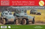 1-72-German-Sd-Kfz-250-alte-Halftrack-with-Variants-Kit-