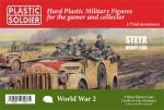 1-72-German-Steyr-Heavy-Car-3-models-18-crew-figures