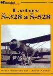 Letov-S-328-a-528-HT-model