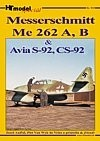 Me-262-AB-Avia-S-CS-92-HT-model