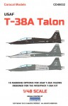 1-48-USAF-T-38A-Talon-Multiple-current-recent-marking-options-for-T-38A-Talon-in-USAF-service-
