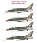 1-48-North-American-F-100D-Super-Sabre-Hun-in-Vietnam-Part-1