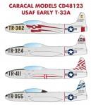 1-48-USAF-Early-Lockheed-T-33A-Shooting-Star-