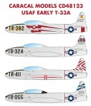 1-48-USAF-Early-Lockheed-T-33A-Shooting-Star-