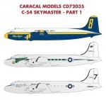 1-72-Douglas-C-54-R5D-Skymaster-Part-1