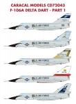 1-72-USAF-Convair-F-106A-Delta-Dart-Part-1