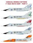 1-72-USAF-Convair-F-106A-Delta-Dart-Part-2