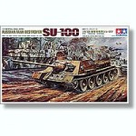 1-25-Russian-Tank-Destroyer-SU-100