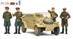 1-35-Russian-Commander-Staff-Car-Set-4-Figures