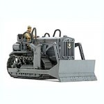 1-48-IJN-Komatsu-G40-Bulldozer-Completed-Model