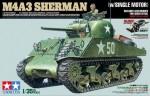 1-35-U-S-M4A3-Sherman-Single-Motor