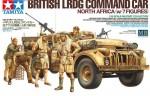 1-35-British-LRDG-Command-Car-North-Africa-Front-Figure-7pcs