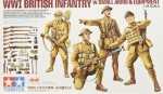 1-35-WWI-British-Infantry-Weapons-Set