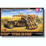 1-48-German-Mtl-SPW-Sd-Kfz-251-1-Ausf-D-Stuka-Zu-Fuss