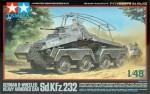 1-48-German-8-Wheeled-Heavy-Armored-Car-Sd-Kfz-232