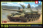 1-48-Russian-Medium-Tank-T-55