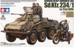 1-35-German-Heavy-Armored-Car-Sd-Kfz-234-1-w-2cm-Gun