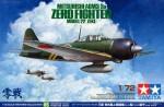 1-72-Mitsubishi-A6M3-3a-Zero-Fighter-Model-22-Zeke