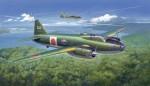 1-48-Mitsubishi-G4M1-Model-11-Isoroku-Yamamoto-w-17-Figures-