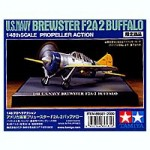 1-48-US-Navy-F2A2-Buffalo-Propeller-Action