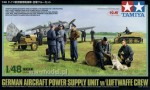 1-48-German-Aircraft-Power-Supply-Unit-w-Luftwaffe-Crew