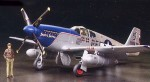 1-48-North-American-P-51B-Mustang-Blue-Nose-Limited-Edition