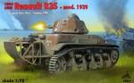 1-72-Renault-R35-mod-1939-France-1940