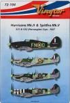 1-72-Hawker-Hurricane-Mk-II-and-Supermarine-Spitfire-MK-V