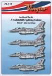 1-72-Lockheed-Martin-F-16AM-F-16BM-RNoAF-late-markings